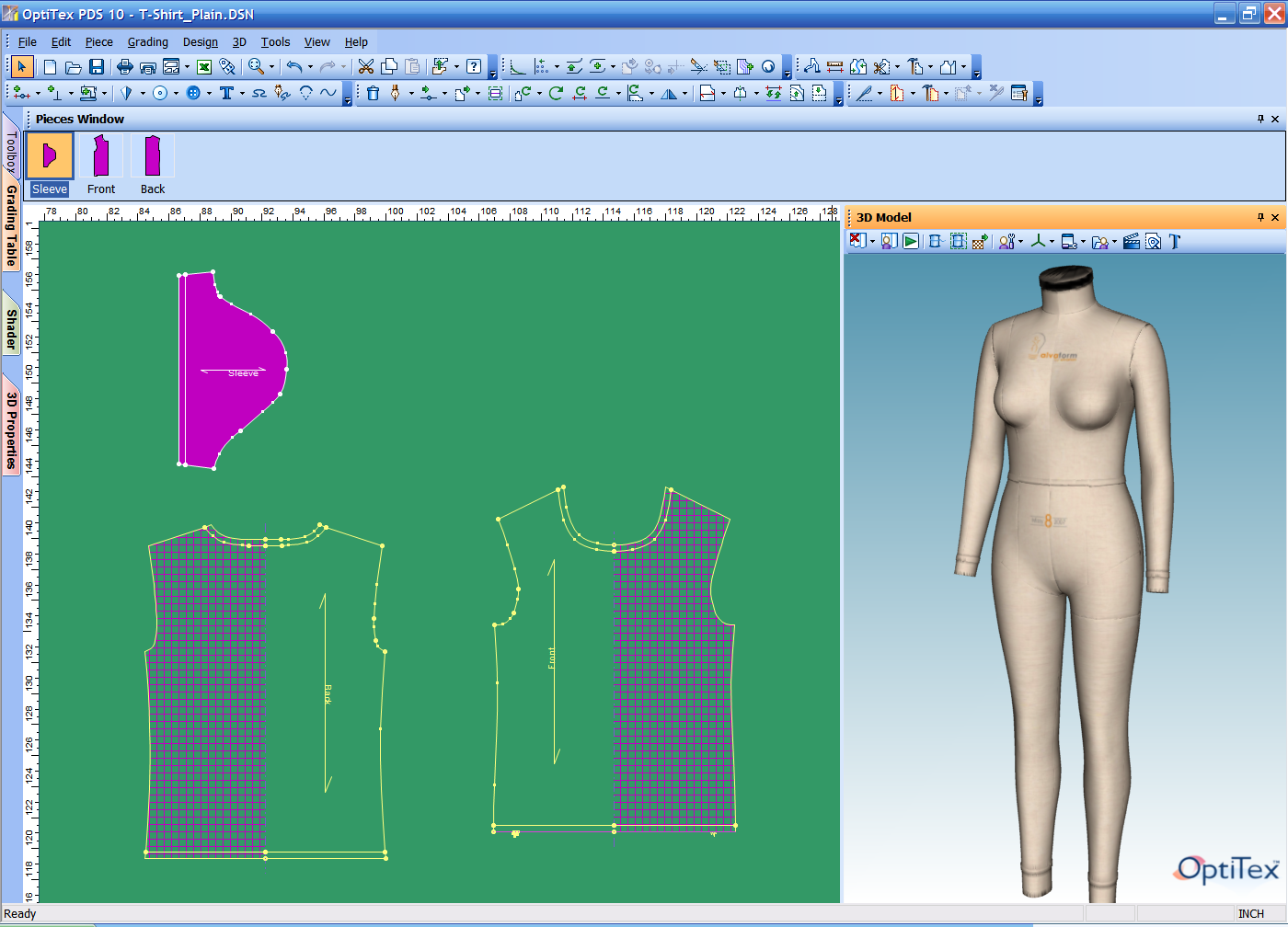 Download optitex fashion design software free