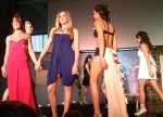 Samantha Seccombe collection on stage