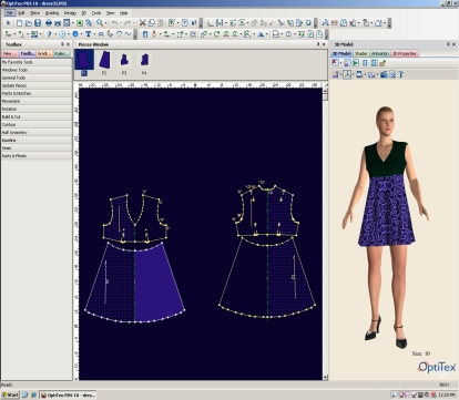Optitex | Virtual Fashion Technology | Page 2