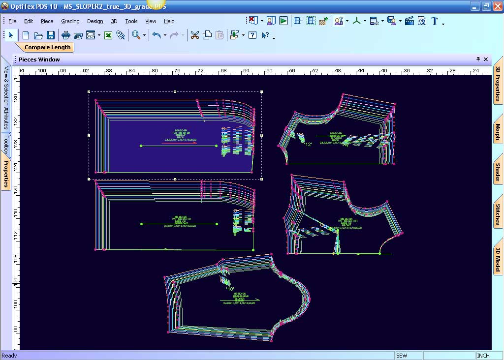 July 2008 virtual fashion technology for Free online cad system