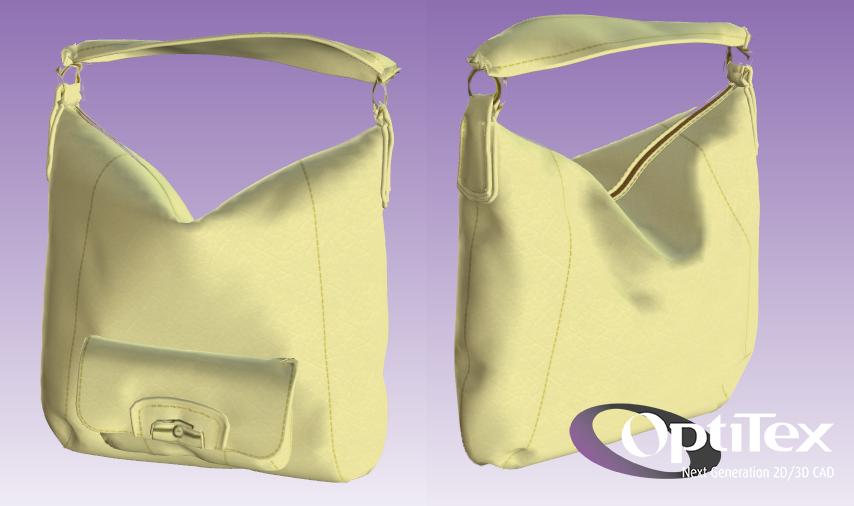OptiTex for Handbag Product Development   Virtual Fashion Technology