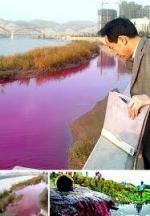 water dye