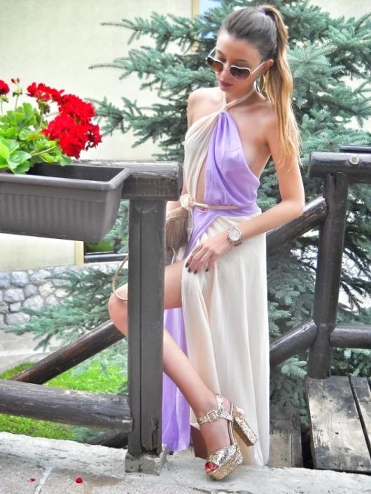 Zlatibor Mountain 9 - Gold heels