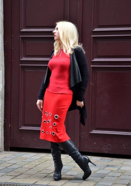 Red Skirt - RoseGal