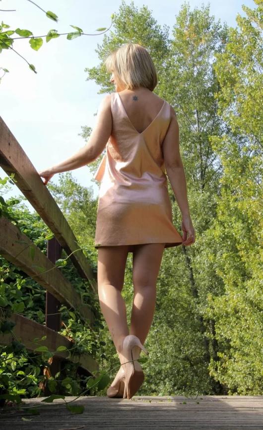 mydreams: GLITTER DRESS